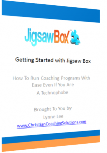Getting Started With Jigsaw Box